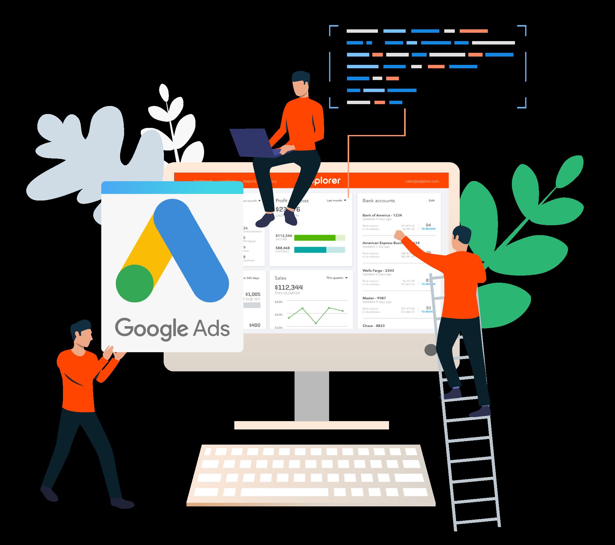 Gói quảng cáo Google Ads