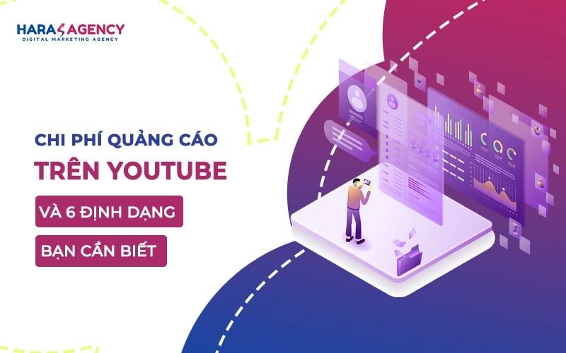 Chi phí quảng cáo trên Youtube ở Việt Nam