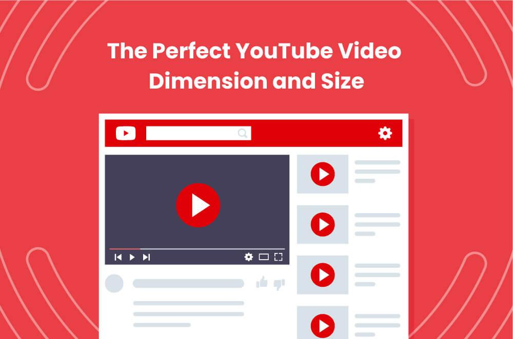 Kích cỡ video Youtube